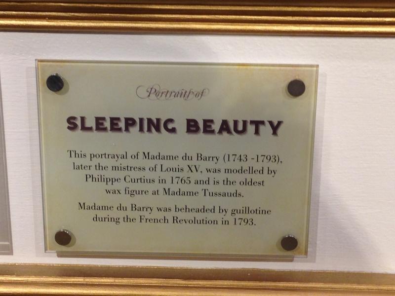 Marie Antoinette, chez Madame Tussaud Img_0420