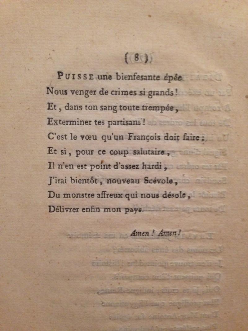 Pamphlets et libelles du XVIIIe siècle et de la Révolution Img_0716