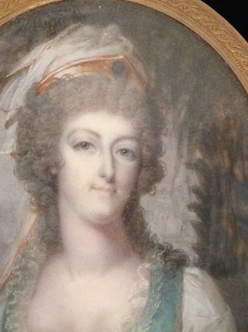 Dumont - Marie Antoinette, miniatures attribuées à ou d'après François Dumont Img_1011