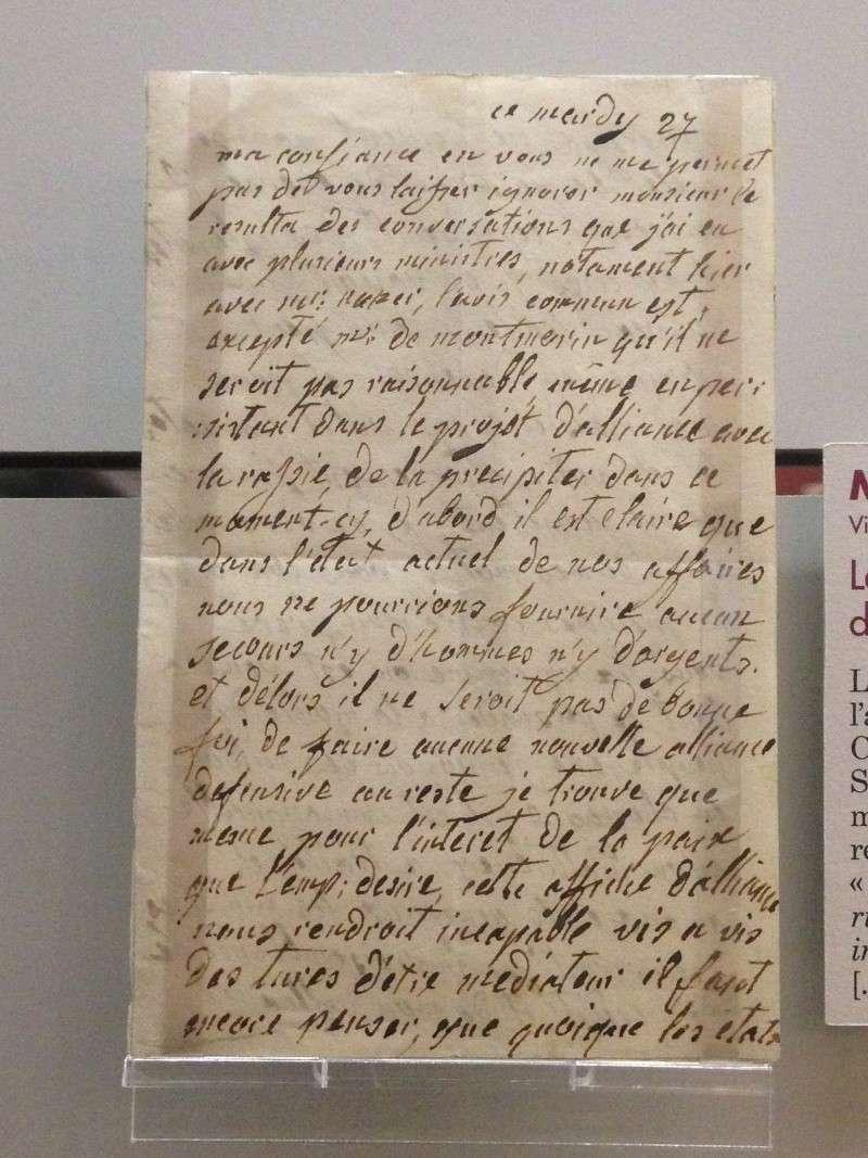 La correspondance de Marie-Antoinette avec le comte de Mercy-Argenteau - Page 2 Img_1210