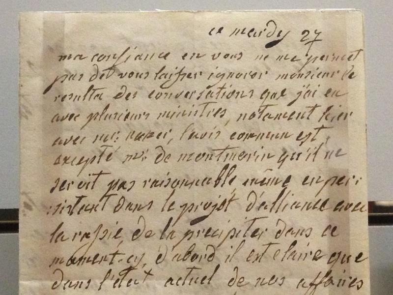 La correspondance de Marie-Antoinette avec le comte de Mercy-Argenteau - Page 2 Img_1211