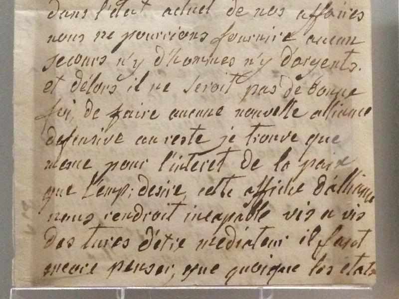 La correspondance de Marie-Antoinette avec le comte de Mercy-Argenteau - Page 2 Img_1212