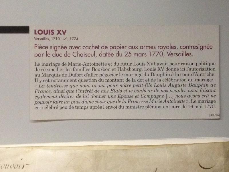 Le mariage de Louis XVI et Marie-Antoinette  - Page 2 Img_1234