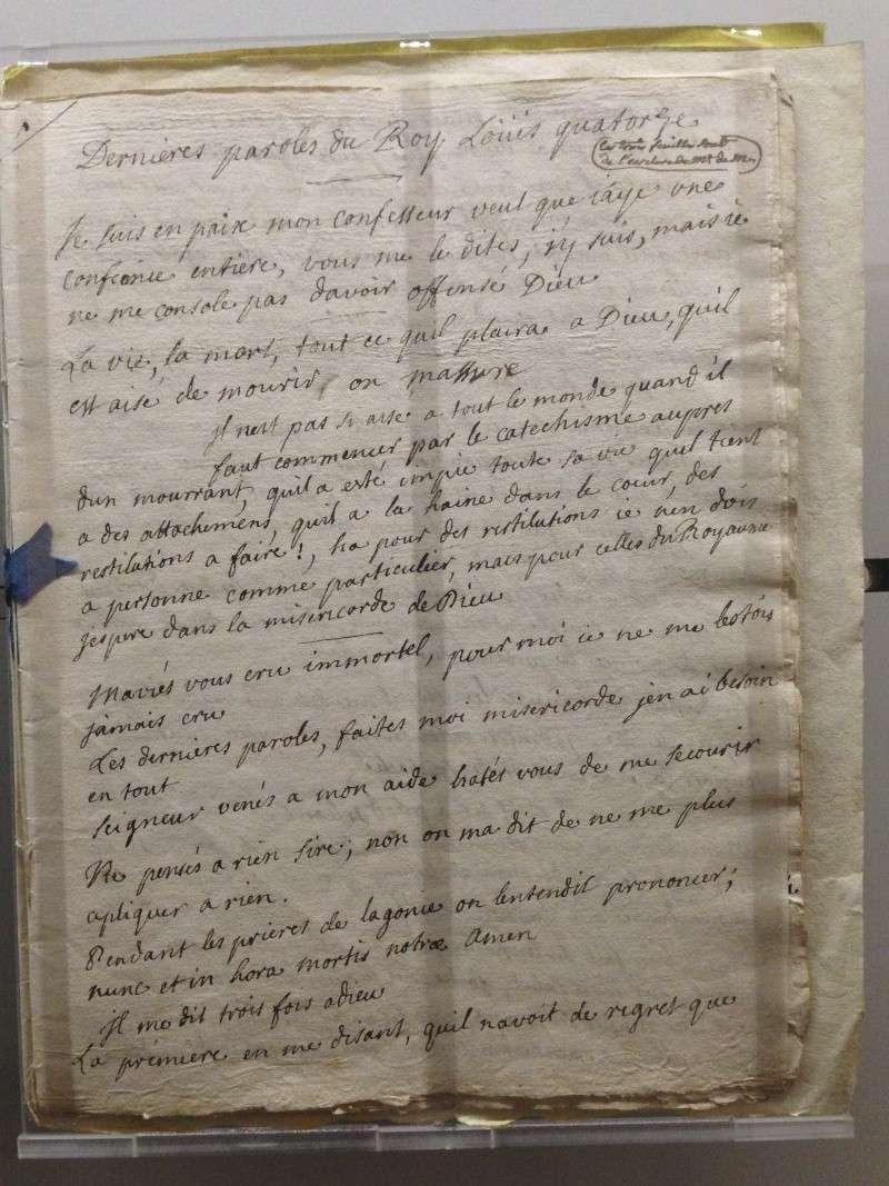 Les dernières paroles de Louis XIV Img_1243