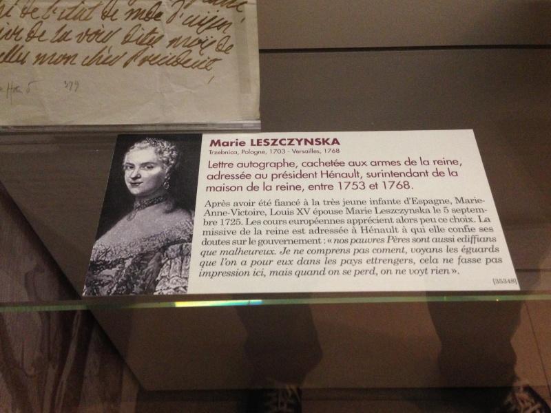 La reine Marie Leszczynska Img_1246