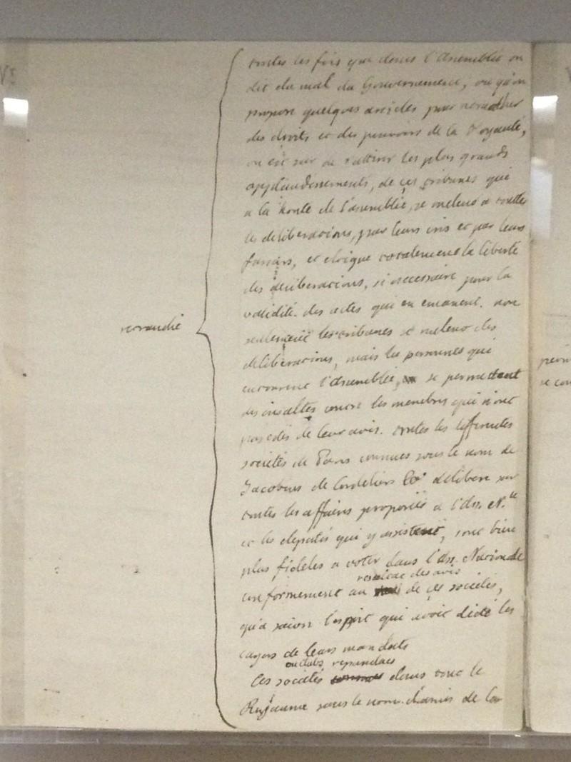 Louis-Stanislas, comte de Provence, et futur roi Louis XVIII - Page 2 Img_1249