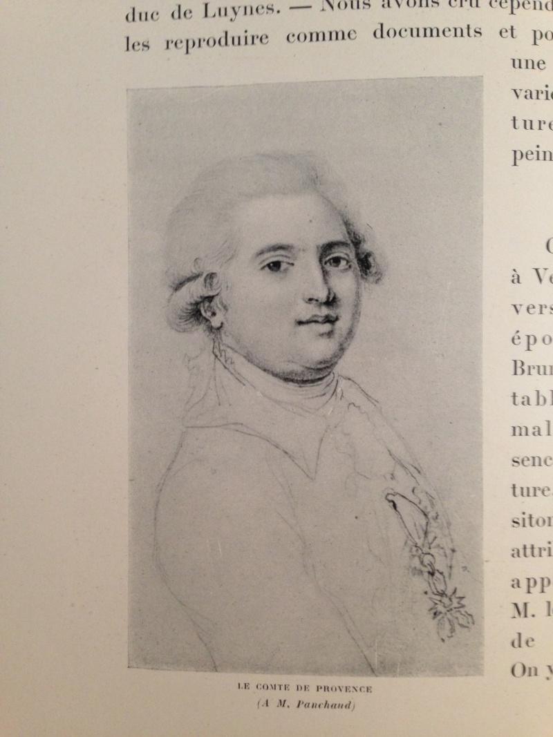 Louis-Stanislas, comte de Provence, et futur roi Louis XVIII - Page 2 Img_1327