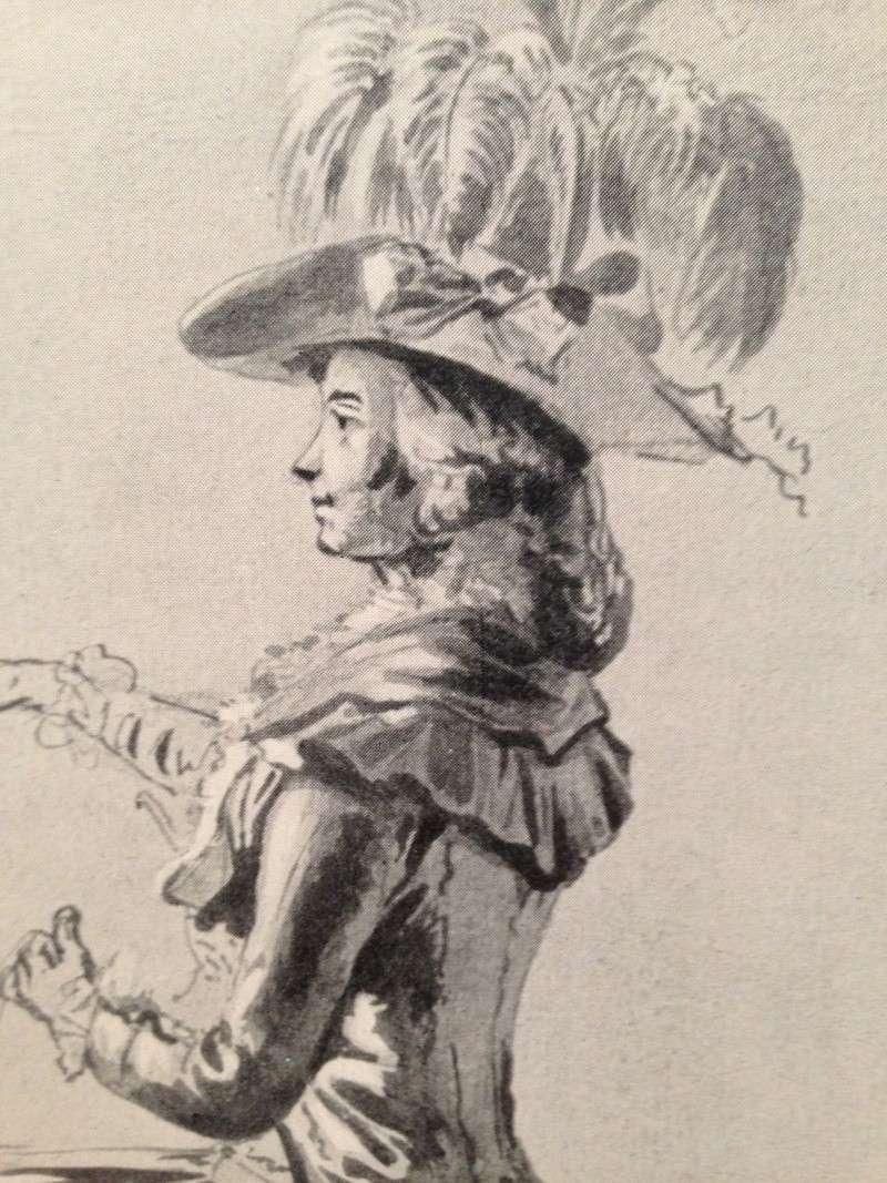 Louis-Auguste Brun, portraits de Marie-Antoinette en tenue de chasse Img_1332