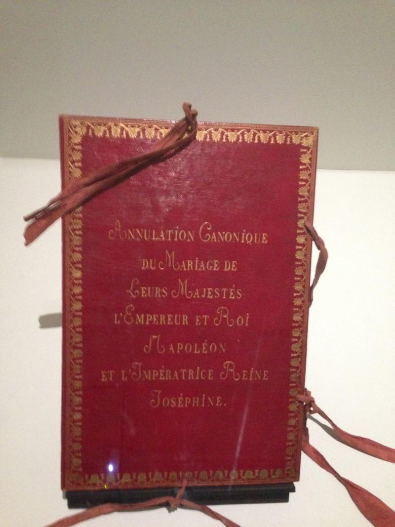 Exposition «Joséphine»  au Musée du Luxembourg - Page 2 Img_1416