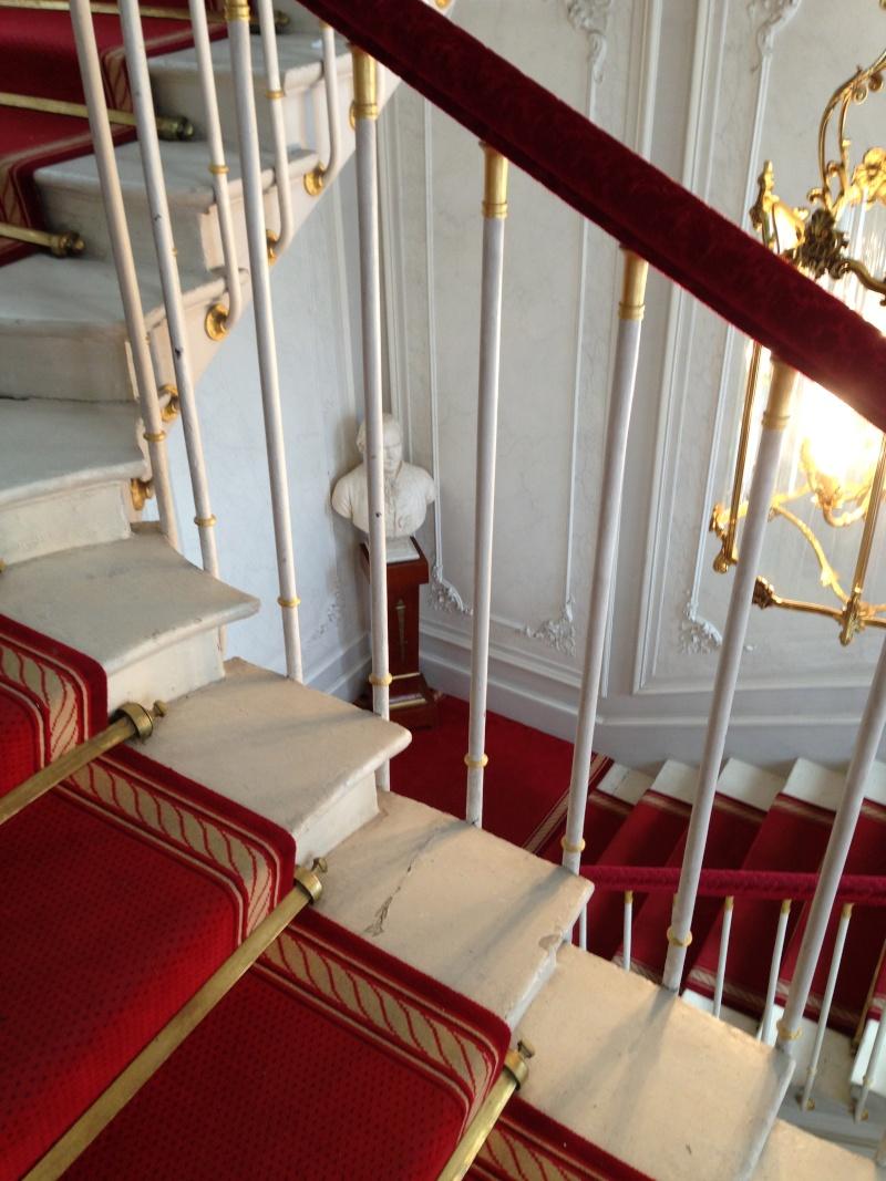 L'hôtel de Toulouse, demeure du duc de Penthtièvre et de la princesse de Lamballe, Paris Img_9011