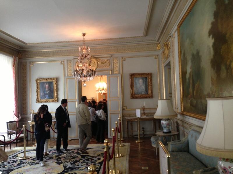 L'hôtel de Toulouse, demeure du duc de Penthtièvre et de la princesse de Lamballe, Paris Img_9019