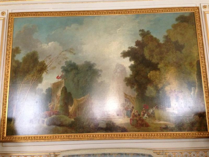 L'hôtel de Toulouse, demeure du duc de Penthtièvre et de la princesse de Lamballe, Paris Img_9021