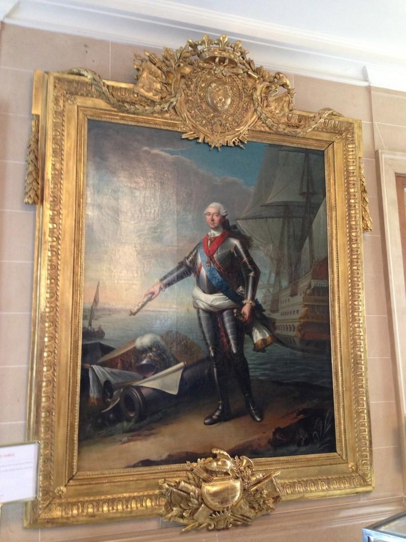 L'hôtel de Toulouse, demeure du duc de Penthtièvre et de la princesse de Lamballe, Paris Img_9027