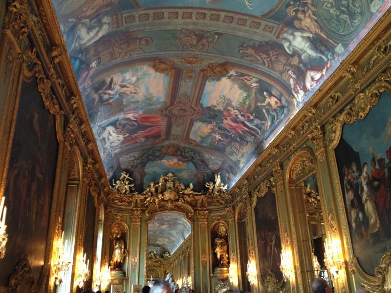 L'hôtel de Toulouse, demeure du duc de Penthtièvre et de la princesse de Lamballe, Paris Img_9031