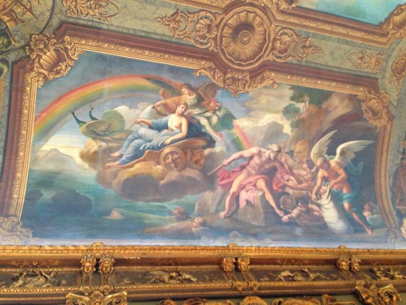 L'hôtel de Toulouse, demeure du duc de Penthtièvre et de la princesse de Lamballe, Paris Img_9032