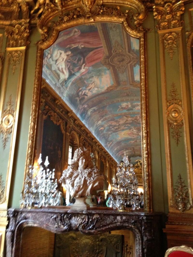 L'hôtel de Toulouse, demeure du duc de Penthtièvre et de la princesse de Lamballe, Paris Img_9033