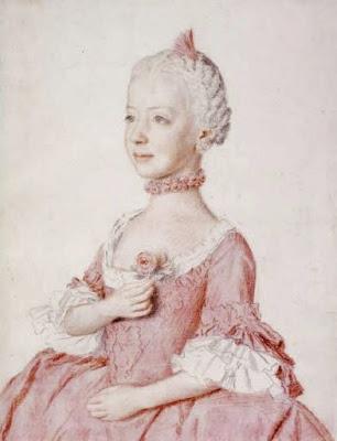 Liotard - Portraits de la famille impériale par Jean-Etienne Liotard Jean-e13