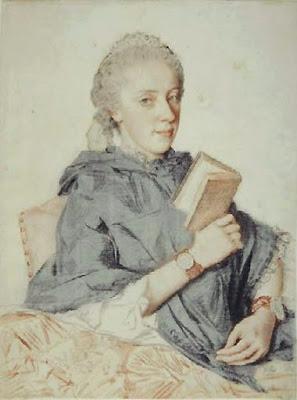 Liotard - Portraits de la famille impériale par Jean-Etienne Liotard Jean-e16