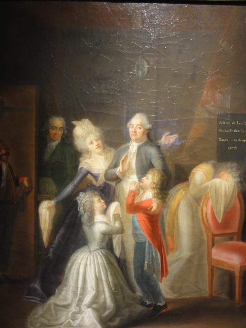 Marie-Antoinette en deuil, par Kucharsky (1793) - Page 2 Les_ad10