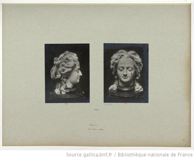 Marie Antoinette, chez Madame Tussaud - Page 2 Tete1010