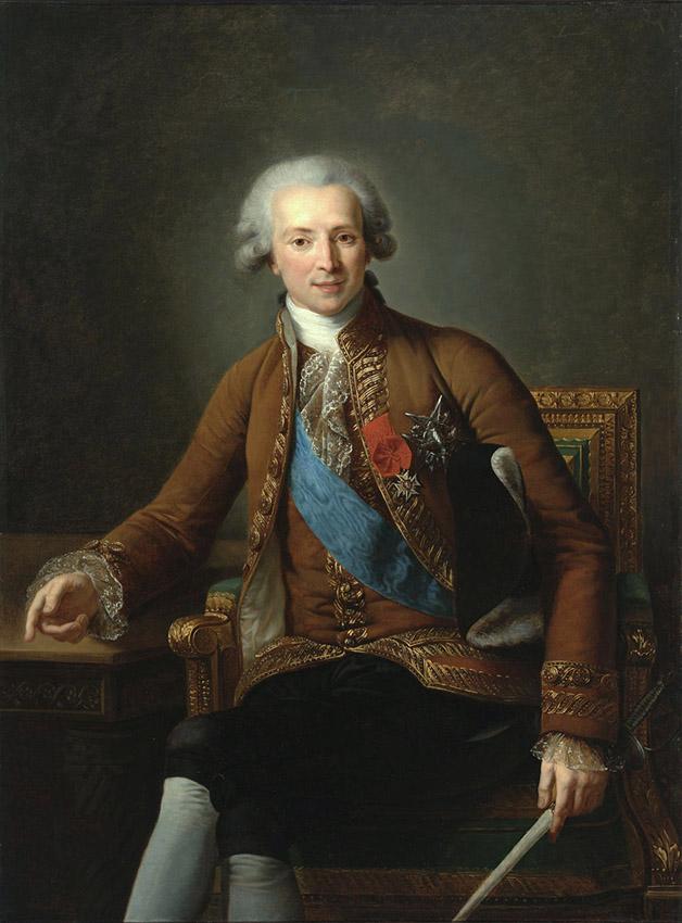 Le comte de Vaudreuil Vlbvau10