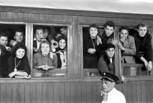 Photos-Souvenirs de notre Jeunesse  2 Train210