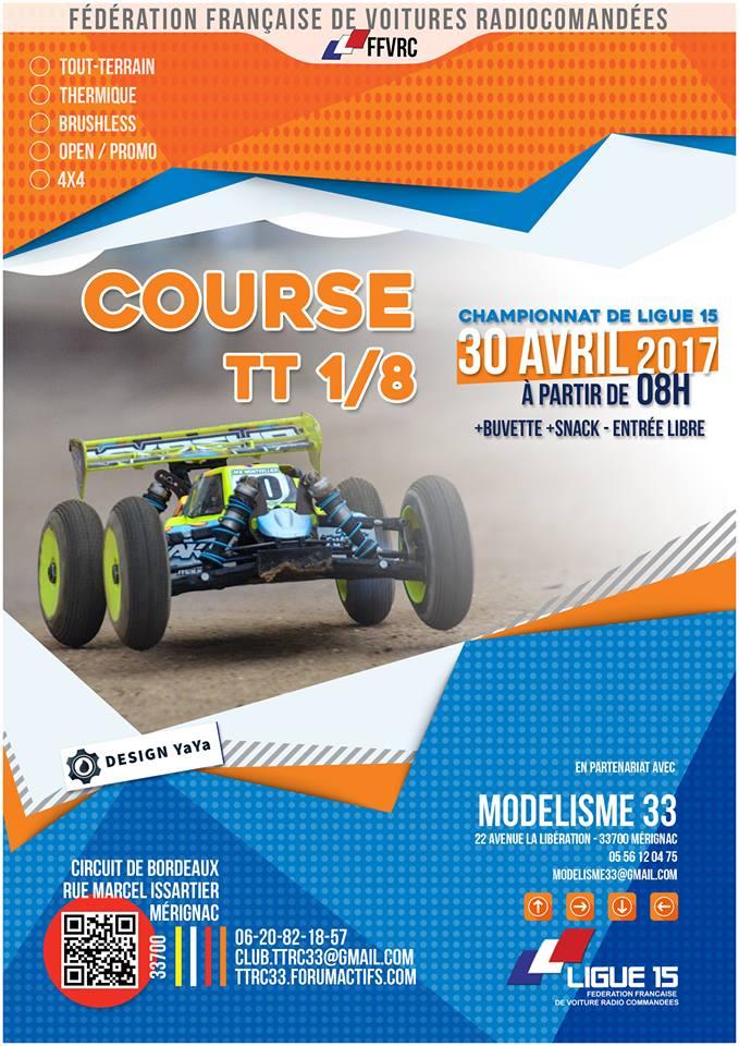 Course de Ligue O/P-Th et O-BL le 30 avril 2017 au TTRC33 17506410