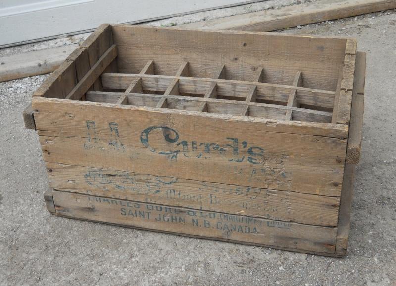 À vendre - Caisse de bois Gurd's datée 1929 Gurds111