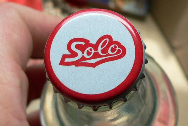 L'histoire de la boisson gazeuse Solo  Solo210