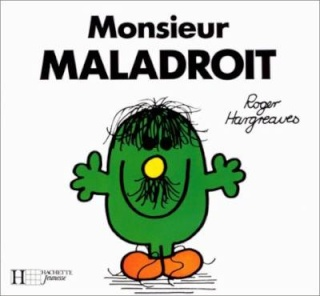 Mr Maladroit contre Mr Rapide. Pour enfin comprendre l'HAB Maladr10