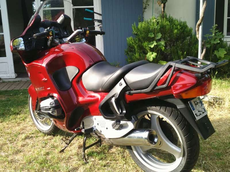 [Vends]  BMW R1100 RT ABS 44 400 km - Année 2000 Img_2041