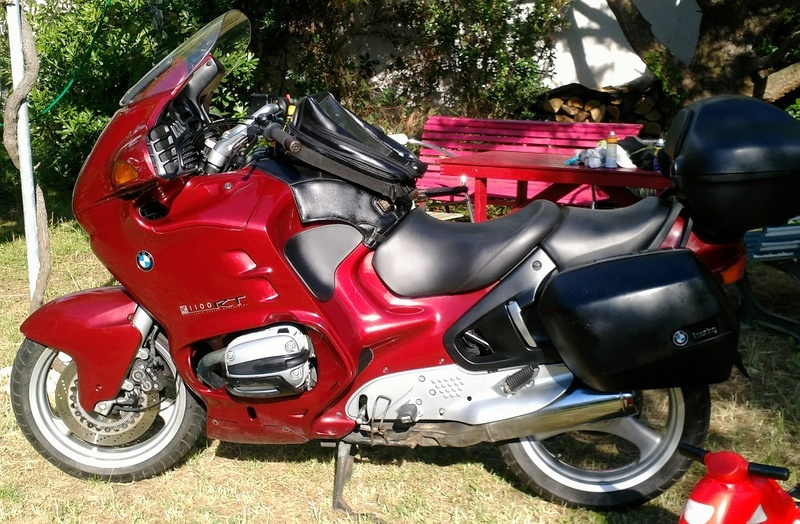 [Vends]  BMW R1100 RT ABS 44 400 km - Année 2000 Img_2045