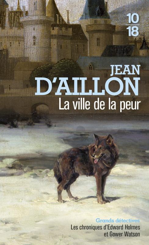 [Aillon, Jean (d')] La ville de la peur La_vil10