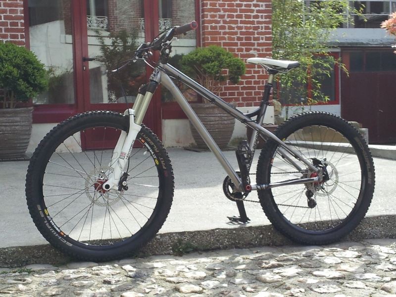 [Olivier] Un nouveau bike sur le forum ! 20140413