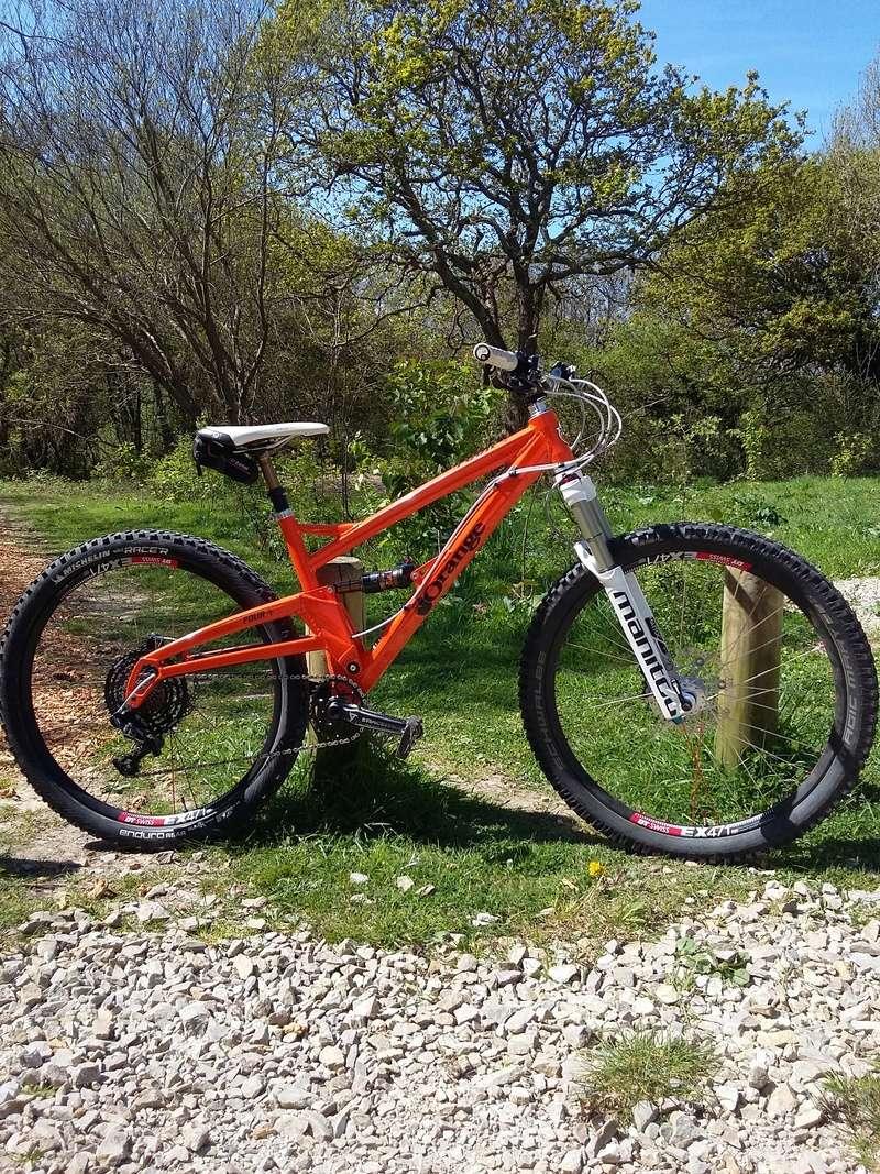[Olivier] Un nouveau bike sur le forum ! - Page 3 20170415