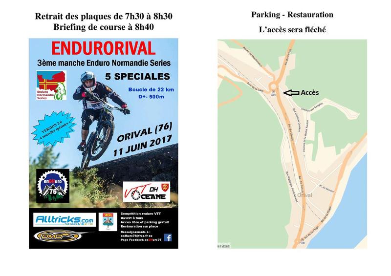 (dimanche 11 juin) Enduro d'Orival Affich10