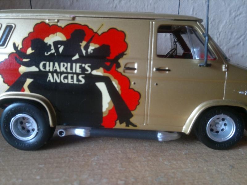 Revell Chevy Van 1:25 ehemals 3 Engel für Charlie 02052011