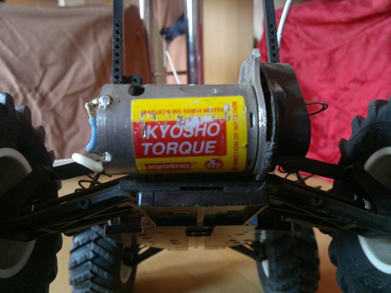 Kyosho Monster Truck 05052011