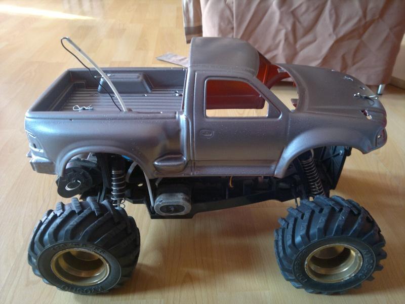 Kyosho Monster Truck 05052015