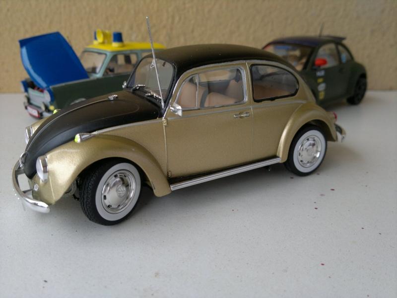 Revell VW Käfer 1968 07052011