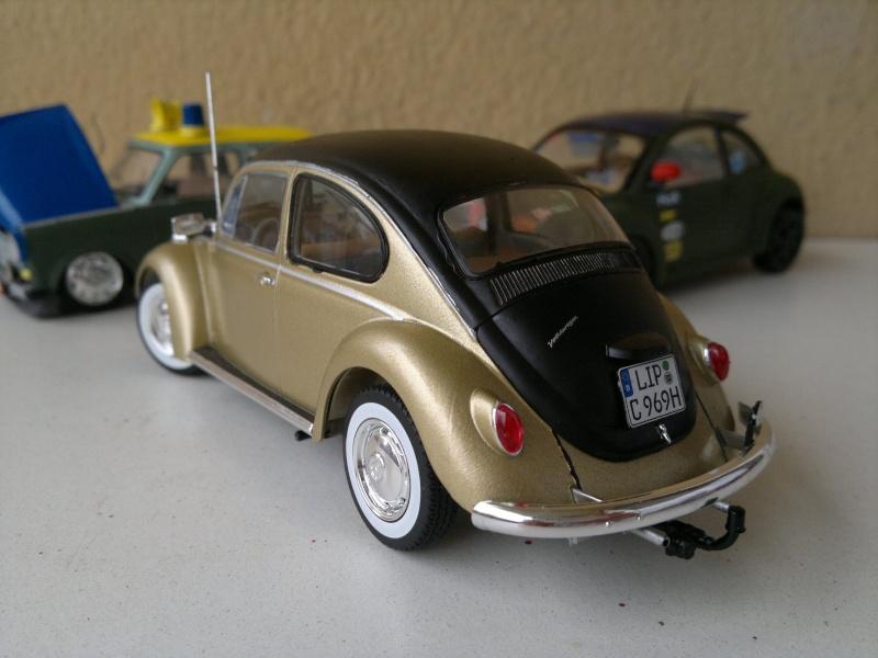 Revell VW Käfer 1968 07052012