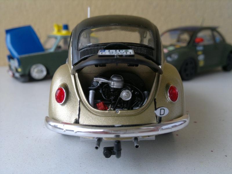 Revell VW Käfer 1968 07052013