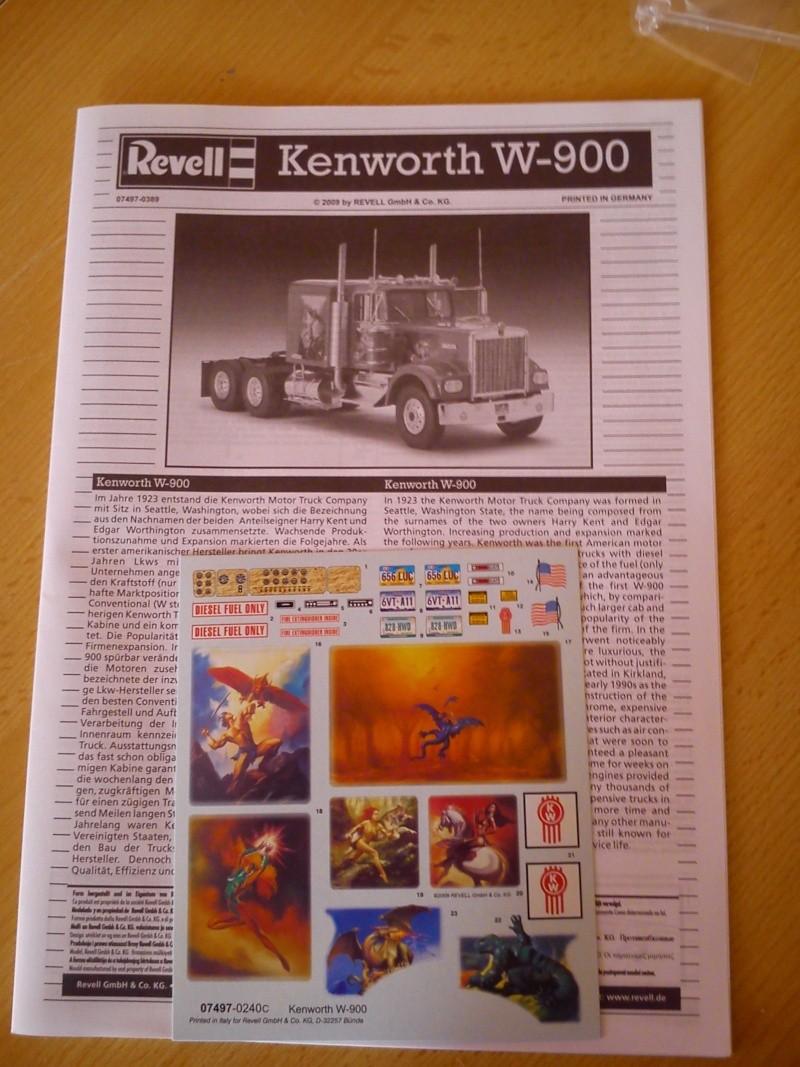 Revell Kenworth W900 Dsc_0124