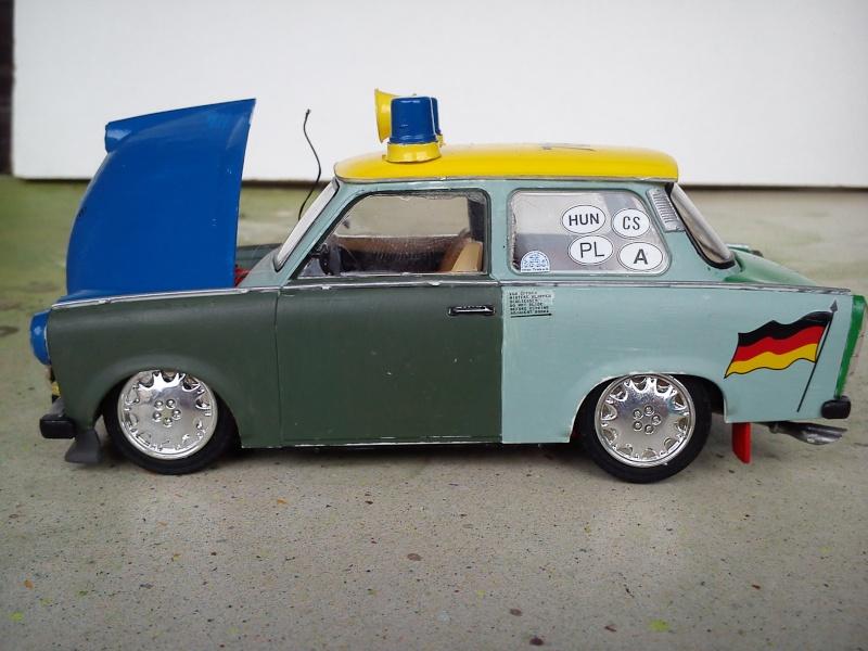 """Trabant 601 S Deluxe """"Ratte"""", Revell 1:24 Dsc_0421"""