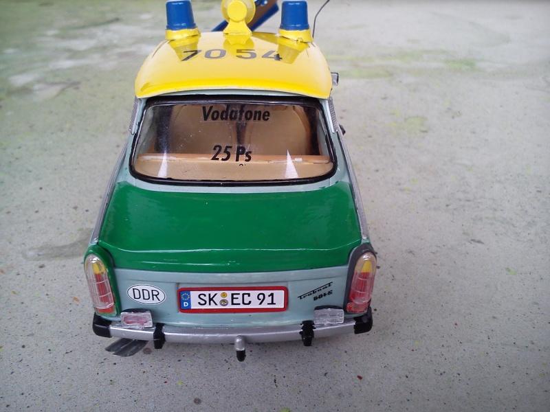 """Trabant 601 S Deluxe """"Ratte"""", Revell 1:24 Dsc_0422"""