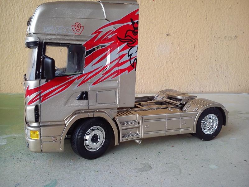Italeri Scania 164 Topclass Dsc_0512