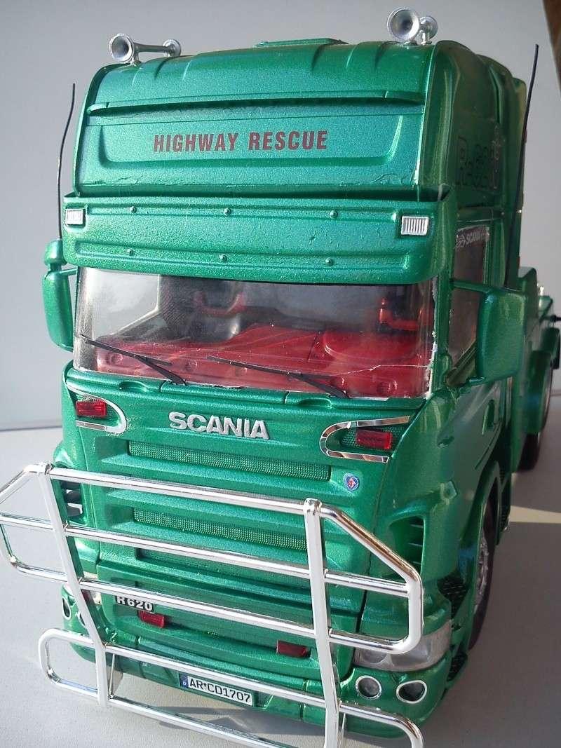Italeri Scania R620 Wrecker Dsc_1012