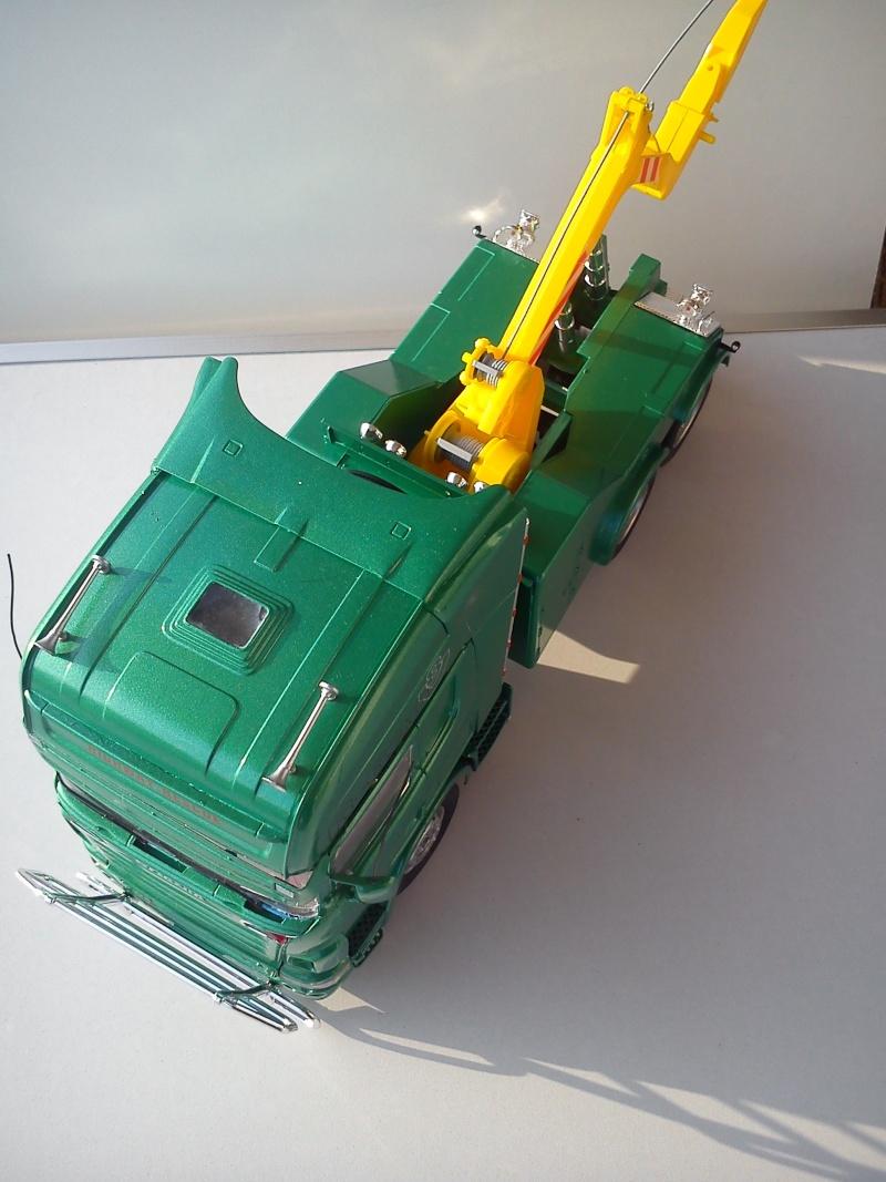 Italeri Scania R620 Wrecker Dsc_1013