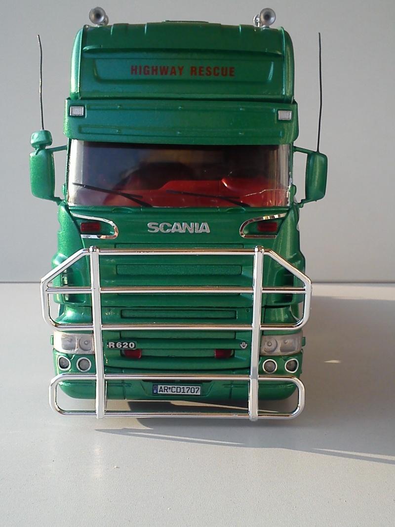Italeri Scania R620 Wrecker Dsc_1017