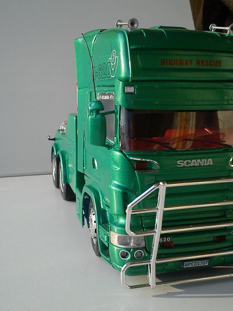 Italeri Scania R620 Wrecker Dsc_1018